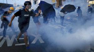 unlawful riots